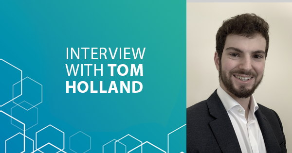 World-leading R&D and work experience in lockdown - My year in industry by Tom Holland