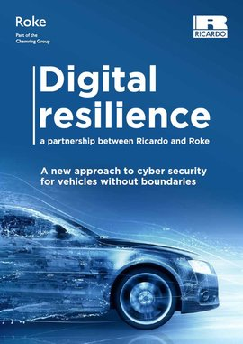 Digital Resilience - a partnership between Ricardo and Roke