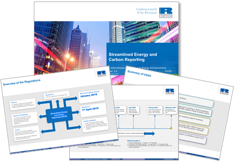 Download our summery guide to SECR