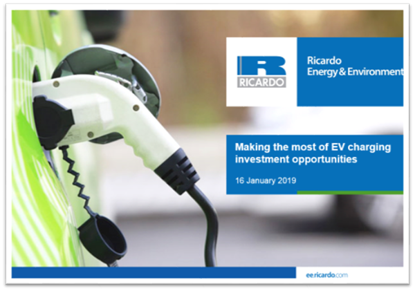 Webinar video: Making the most of EV charging investment opportunities
