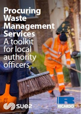 Procuring Waste Management Services toolkit