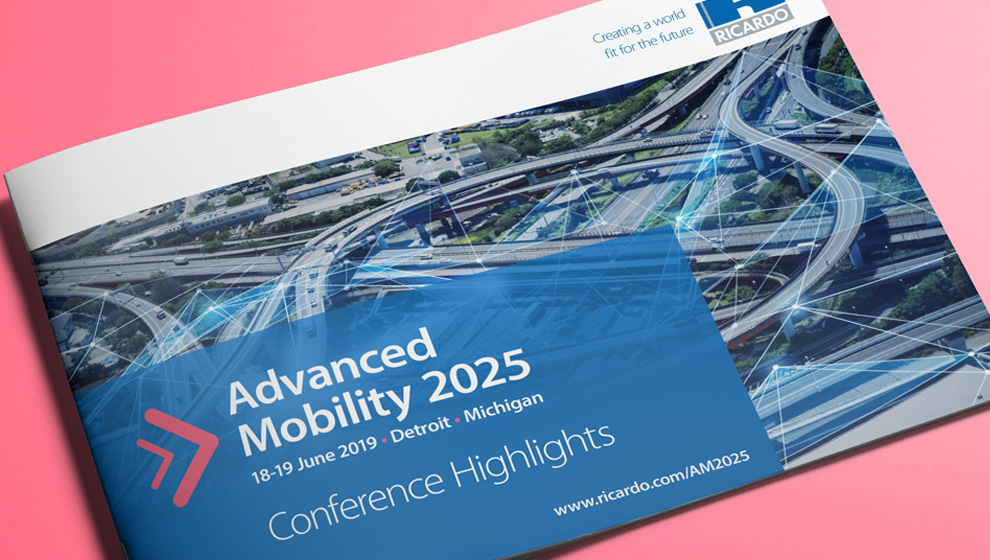 Download the Advanced Mobility #AM2025 Highlights Report