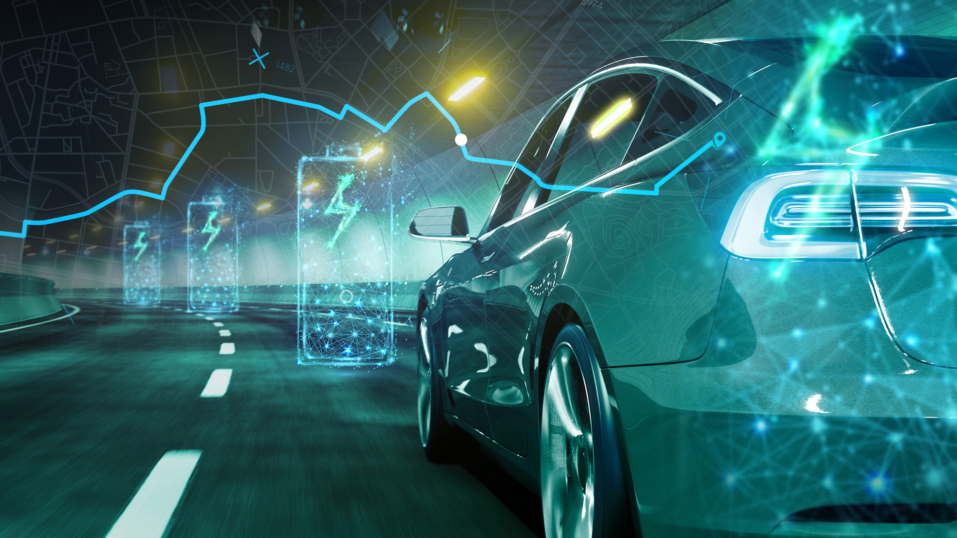 High voltage fast charging for electric vehicles report