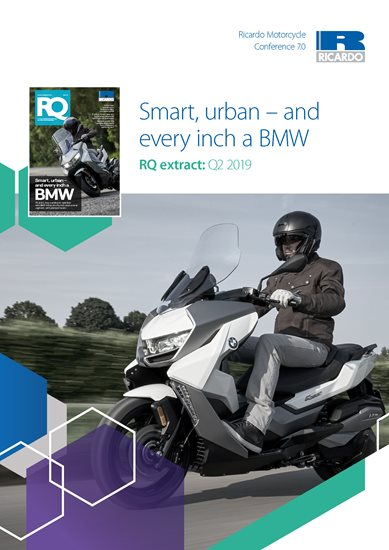 Smart, urban - and every inch a BMW