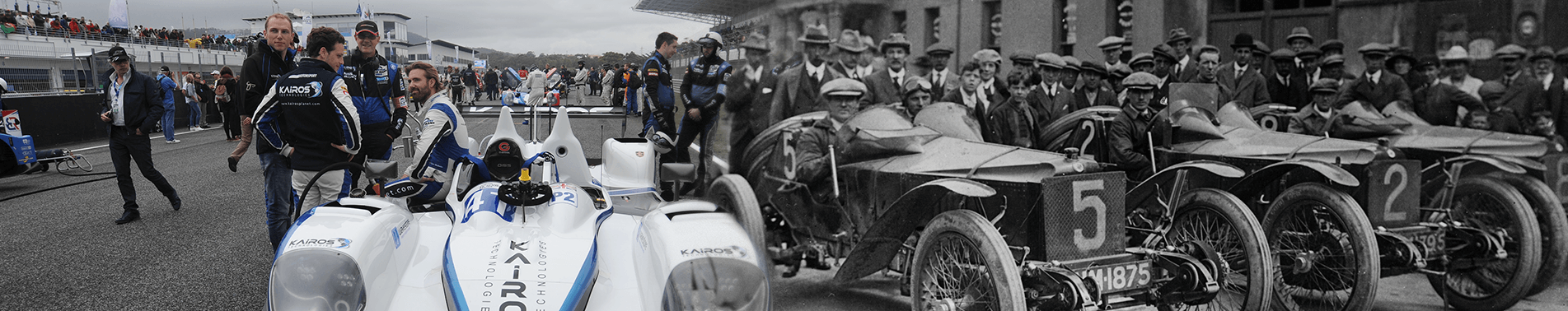 History of motorsport excellence