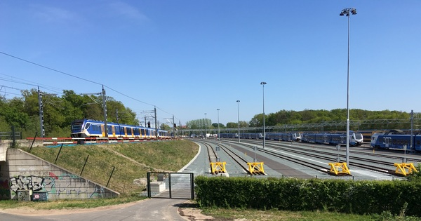 NoBo and AsBo roles in Zwolle renovation, the second largest railway junction in the Netherlands