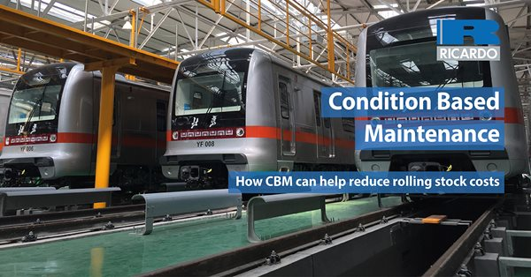 Webinar: How to implement Condition Based Maintenance of rolling stock