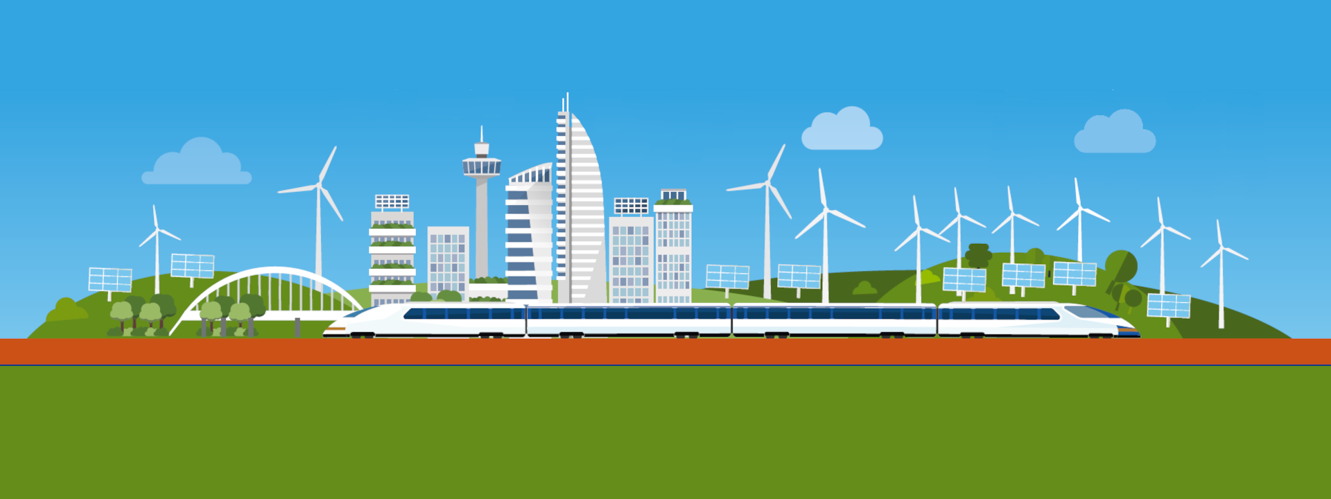 Finding your rail route to Net Zero