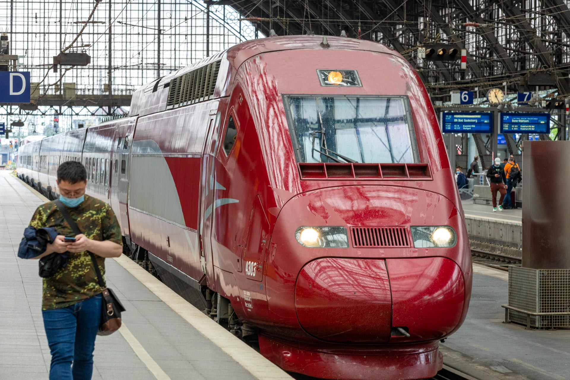 Railtech.com: Ricardo Certification successfully completed Thalys tests with ERTMS Baseline 3