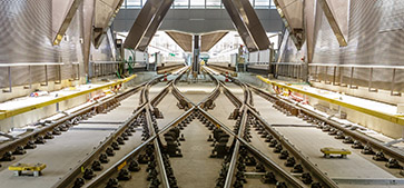 Amsterdam Metro - Systems Integration Services