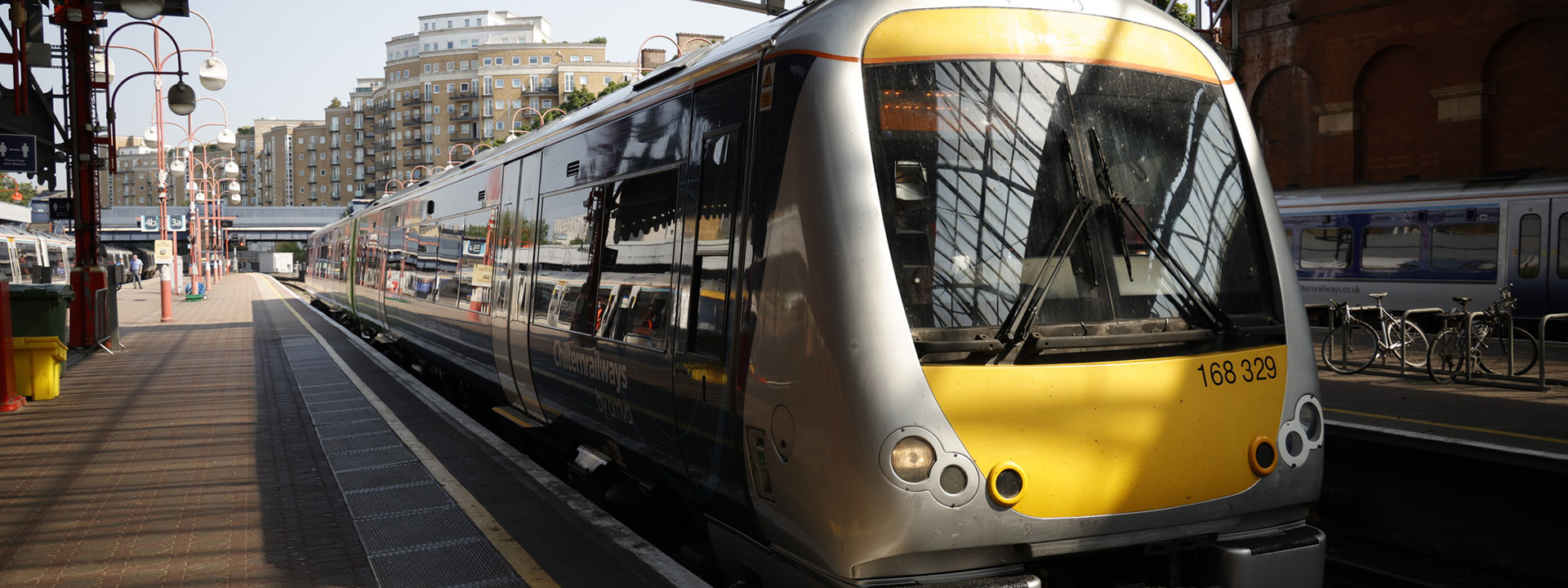 HybridFLEX - Britain's first hybrid battery-diesel train is launched