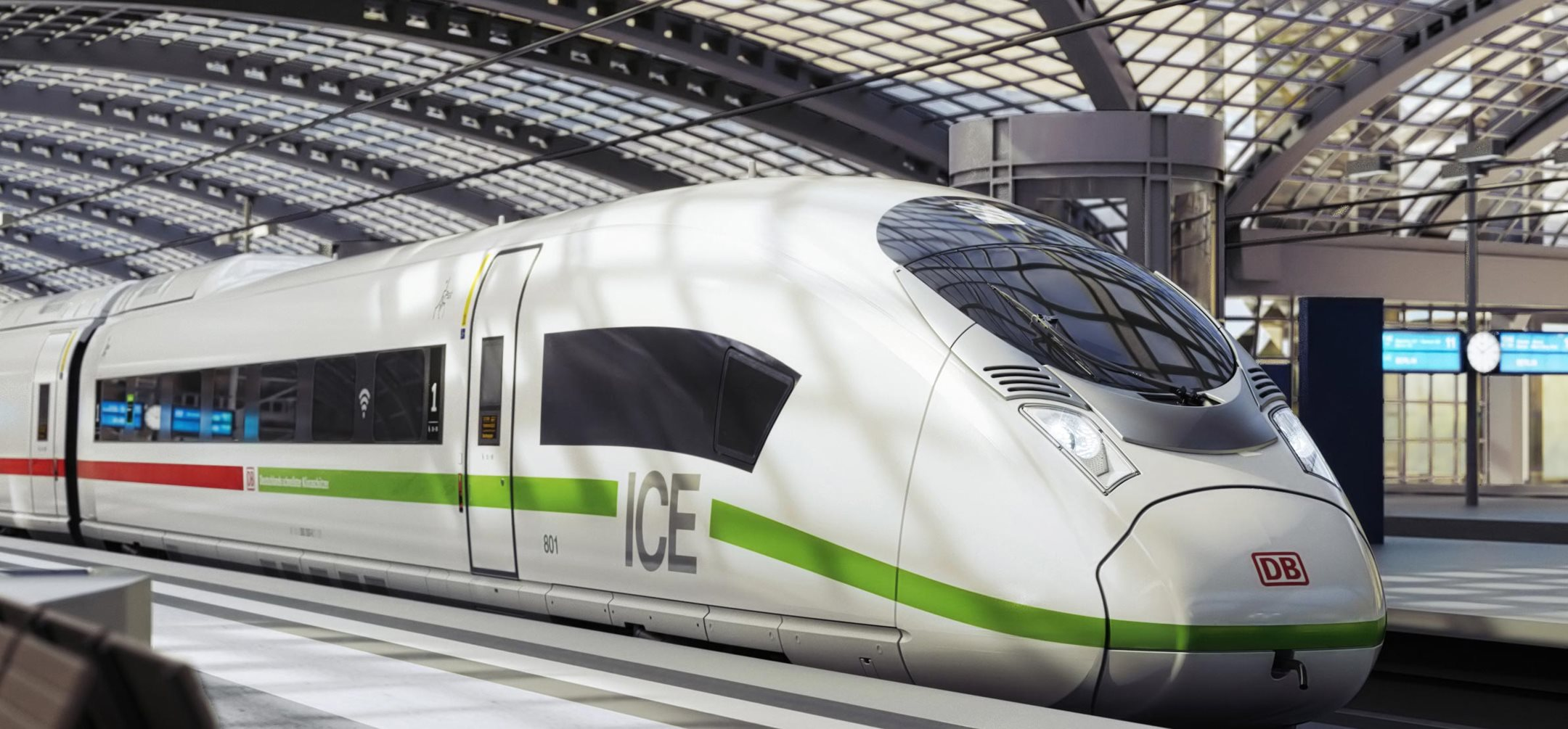 Ricardo supports Siemens Mobility on new ICE trains for Deutsche Bahn
