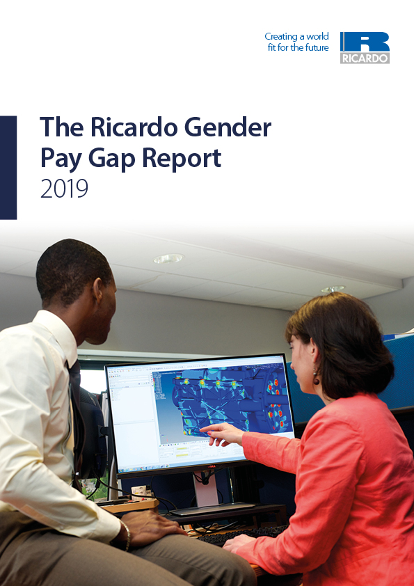 Gender Pay Report 2019