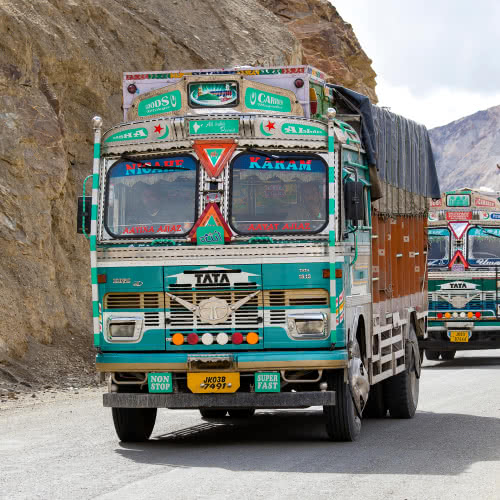 Heavy duty vehicle emissions in India