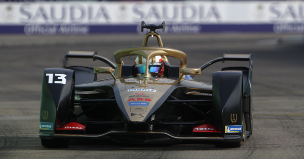 Ricardo congratulates DS Performance on  Formula E drivers' and constructors' titles