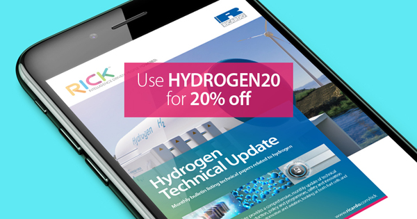 New Ricardo/'RiCK' curated information services on hydrogen developments