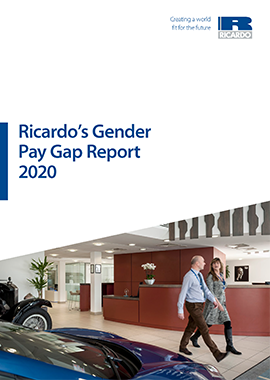 Gender Pay Report 2020
