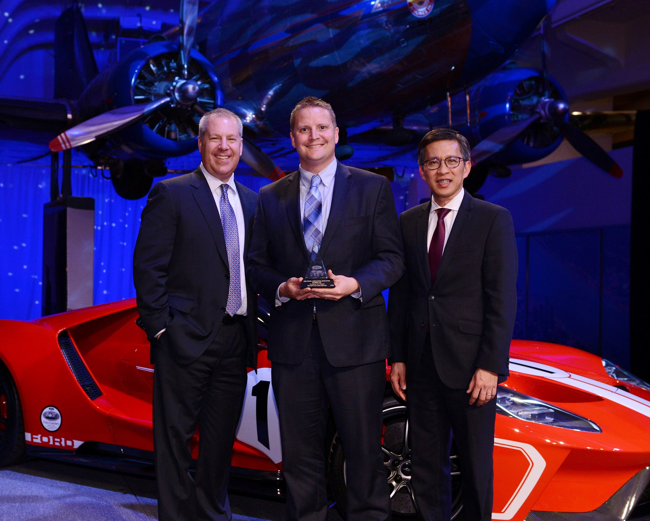 Ford recognizes RSC at 20th Annual World Excellence Awards