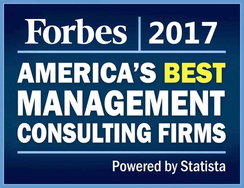 Ricardo Strategic Consulting named one of Forbes 'America's Best Management Consulting Firms 2017'
