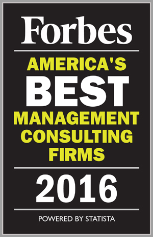 Ricardo Strategic Consulting named on Forbes 'America's Best Management Consulting Firms 2016' list