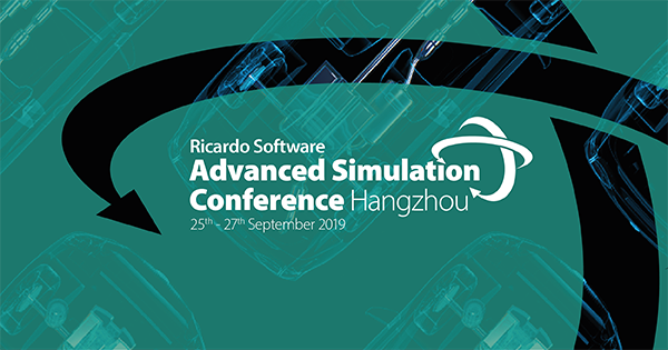 Ricardo Software announce Advanced Simulation Conference
