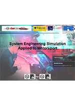 System engineering simulation applied to motosport